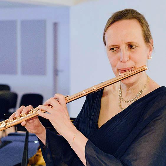 Annette Hermeling, Querfloete