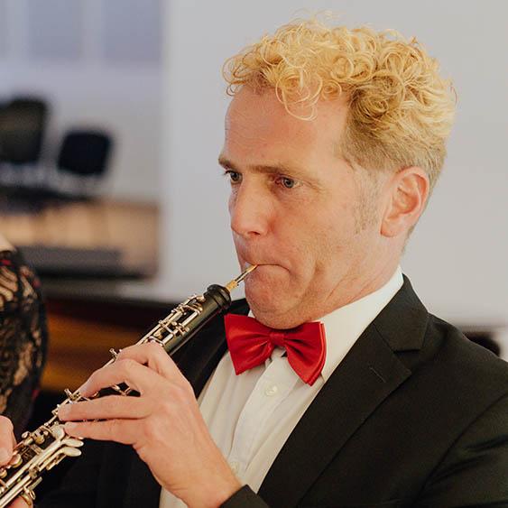Arne Grützmacher, Oboe