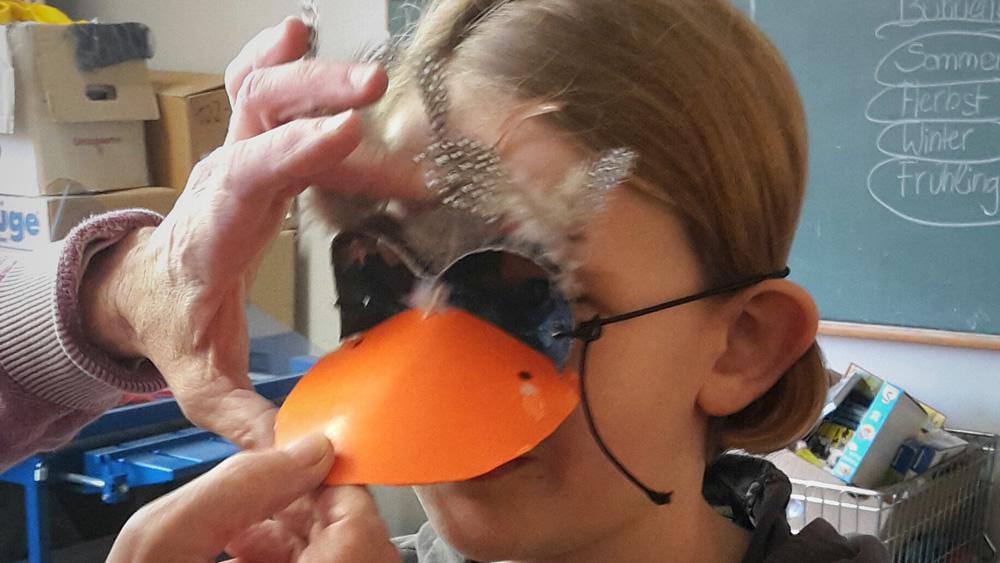 Das hässliche Entlein - Workshop für Kinder