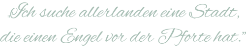 Else Lasker-Schüler - Zitat 04
